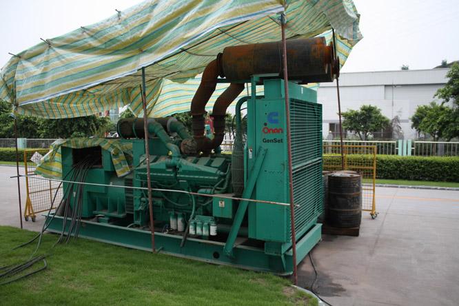 龙岩1350KW大型柴油发电机出租